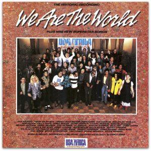 دانلود آهنگ we are the world {آهنگ وی آر د ورلد}