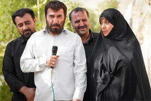 آهنگ سلام تهران در فیلم زهرمار از آرا صلاحی