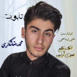 آهنگ تابوت از محمدرضا شاکری