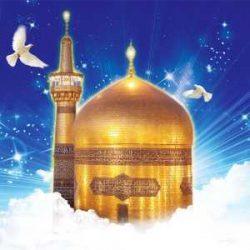 آهنگ دلم هوای مشهد و رضا رو کرده دلم هوای گنبد طلات و کرده