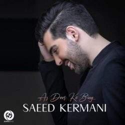آهنگ از دور که بیای میمیرم هر جور که بیای میمیرم از سعید کرمانی