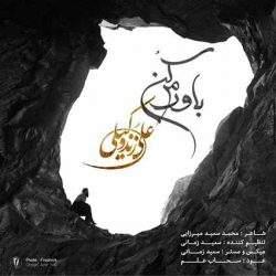 آهنگ من بی تو در شبهای دلتنگی اسیرم باورم کن از علی زند وکیلی